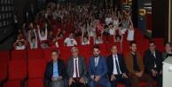 Bahçeşehir'de elektrik tehlikesi anlatıldı