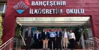 Bahçeşehir'e 10'uncu yılda emniyetten ziyaret