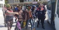 İnsan tacirleri Alanya cezaevinde
