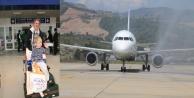 Rus uçakları törenle karşılanacak