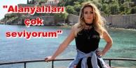 Ünlü pop yıldızı klibini Alanya'da çekiyor
