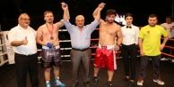 Alanya'da kick boks şampiyonası