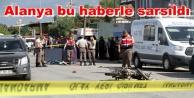 Alanya'da feci kaza: Motosiklet 2 can aldı