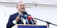 Çavuşoğlu'ndan kritik Kıbrıs açıklaması