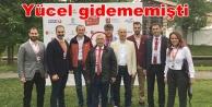 Festivale katılmayı başarabilen tek Türk belediye başkanı