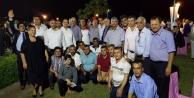 İhraç edilen MHP'liler Akşener'in iftarında