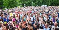 Moskova'daki Türkiye Festivali'ne büyük ilgi