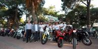 Motosiklet festivali başladı
