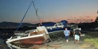 Deprem Alanya'yı da sarstı