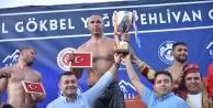 Gökbel'in şampiyonu Gürbüz oldu