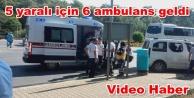 Alanya'da trajikomik olay! Ambulans savaşları