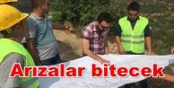 Alanya'ya 1,2 milyon liralık şebeke yatırımı