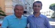 Antalya Baykal'ın sağlığına kavuşmasını bekliyor