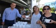 Büyükşehir'den Alanya'ya 4 bin aşure ikramı