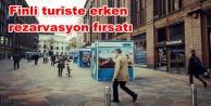 Helsinki sokaklarında Alanya sergisi