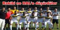 Payallarspor'dan 3 gollü galibiyet