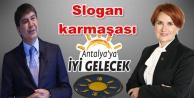 Türel'in sloganı Akşener'in parti ismi oldu
