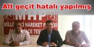 Türkdoğan Alanya'ya adli tıp kurumu istedi