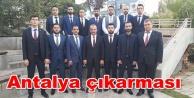 Ülkücü başkanlar toplandı