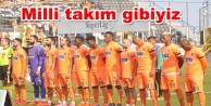 Alanyaspor'da 7 futbolcuya milli gurur