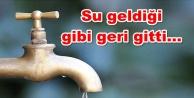 ASAT'tan Alanya'ya su kesintisi uyarısı!