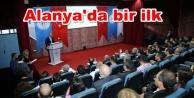 Turizm'in kalbi Alanya'daki konferans da attı