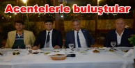 TÜRSAB başkan adayları Alanya'da