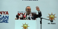 Bakan Çavuşoğlu Alanya'dan CHP'ye yüklendi