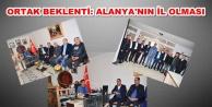 Türkdoğan'a 3 önemli ziyaret