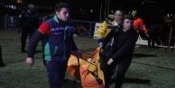 Dalgalara kapılan amatör balıkçının acı sonu
