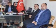 Türkdoğan'a ziyaretçi akını
