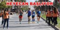 Alanya Atatürk'e koşacak
