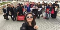 Alanya Kadınlar Kulübü huzurevi ziyaretinde
