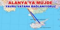 Alanya-Kıbrıs seferleri başlıyor