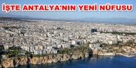 Antalya, Türkiye'nin 5. büyük ili oldu