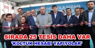 Bakan Çavuşoğlu Antalya'da 3 yeni tesis açtı