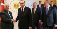 Kritik zirvede tercümanlığı Çavuşoğlu yaptı