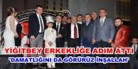 Türkdoğan ve Yönetiminden Antalya çıkarması
