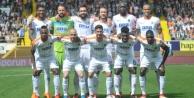 Alanya'da karşılıklı gollerle puanlar paylaşıldı