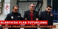 Alanya'daki eski ilçe başkanı tutuklandı