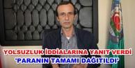 Alanya'daki yolsuzluk iddialarına Musluoğlu'ndan yanıt