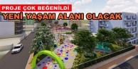 Başkan Yücel'den o mahalleye yeni park