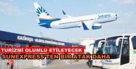 GZP-Alanya'da o şehre direkt uçuşlar başlıyor