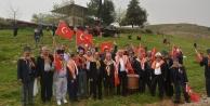 Yörükler, sınırda Mehmetçiğe destek verdi