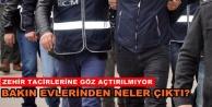 Alanya'da 8 torbacıya gözaltı