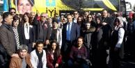 Alanya İYİ Parti'den Ankara çıkarması