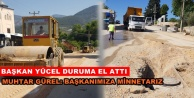 ASAT'ın yaralarını Başkan Yücel kapatıyor