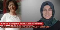 CHP'li Tığlı'dan AKP'li Özen'e 'kafir' tepkisi
