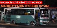 Türel otobüs aldı, Mahmutlar halkı da istedi
