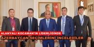 Türk Konseyi Azerbaycan'da